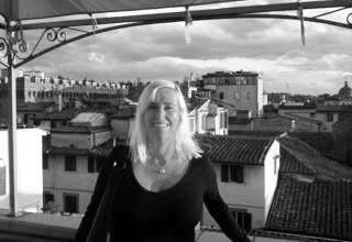 Monica Ruiz vår Guide auktoriserad i Florence o Siena