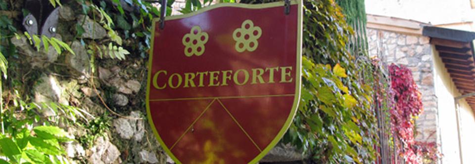 Bo på vingården Corteforte i Valpolicella
