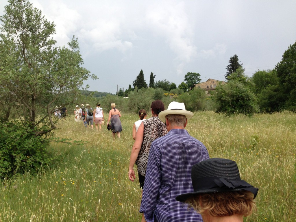 vinvandring Vignamaggio 14